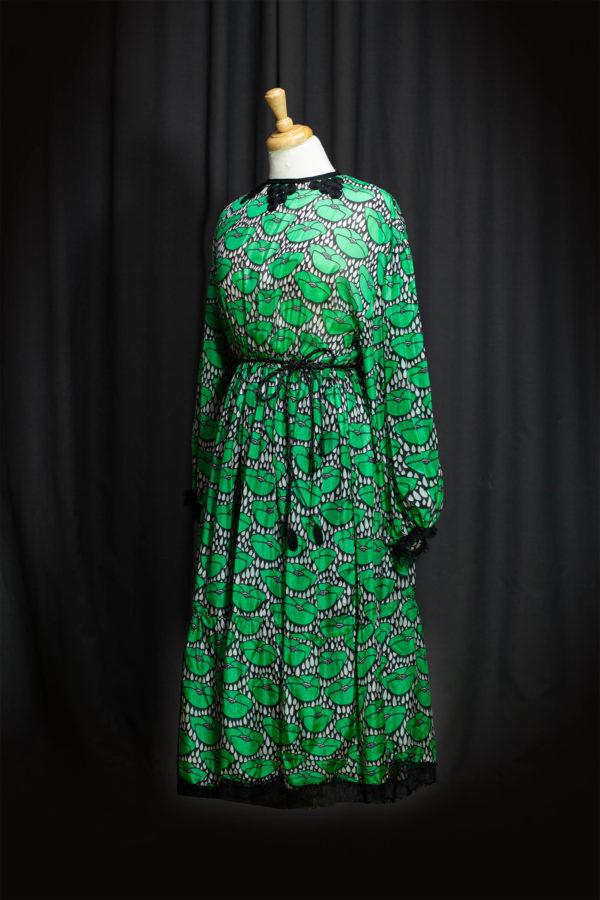 robe Maxi robe marocaine moderne robe orientale robe moderne