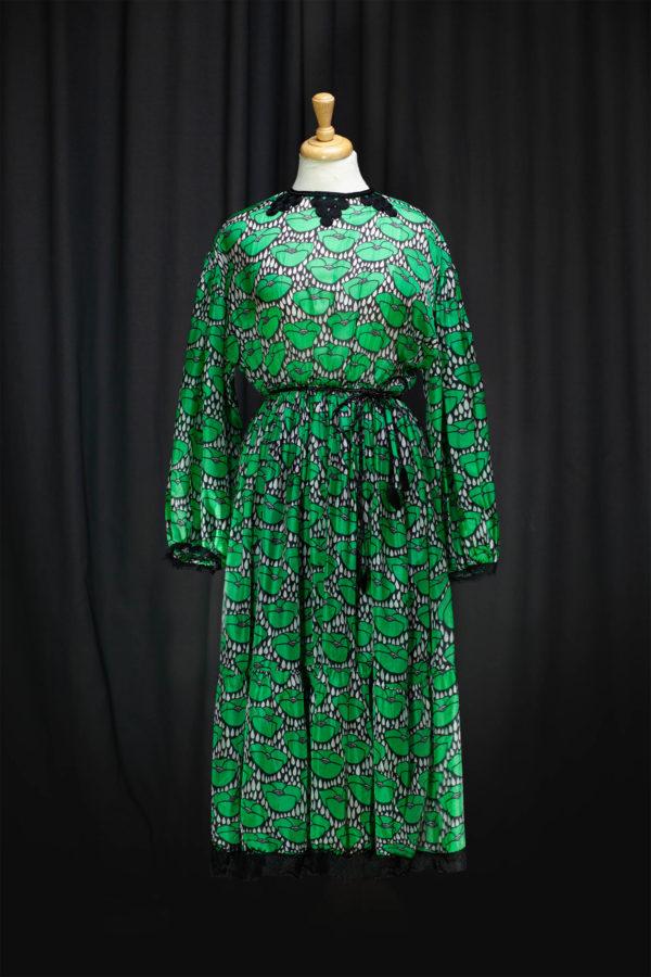 artisanat marocain robe caftan