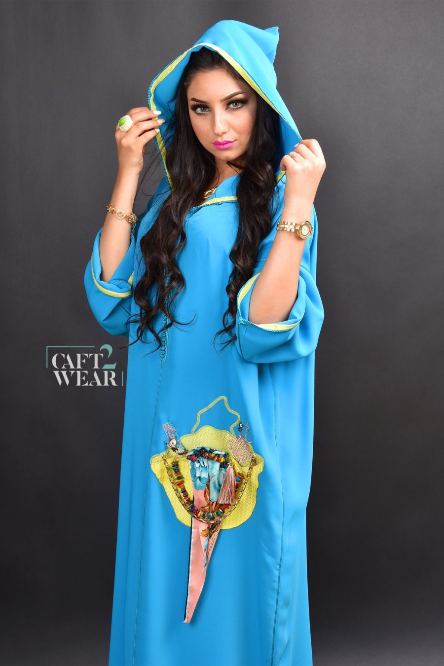 robe traditionnelle ramadan maroc