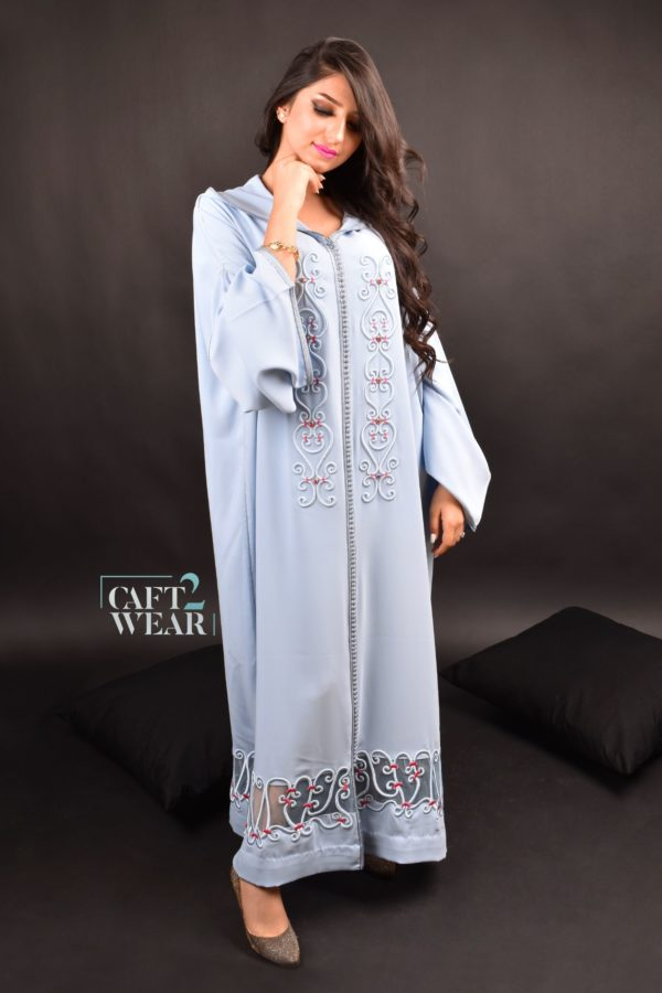robe traditionnelle ramadan casablanca